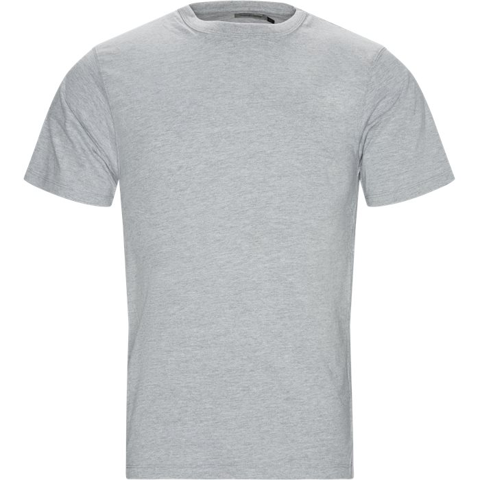 Steve T-shirt - T-shirts - Regular - Grå